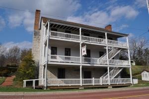 Netherland Inn in Kingsport (East TN)
