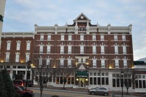 General Morgan Inn in Greeneville (East)