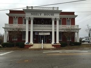 Neely House in Jackson (West TN)