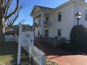 Miss Mary Bobo's Boarding House in Lynchburg (Middle TN)