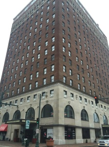 Hotel Claridge in Memphis (West TN)